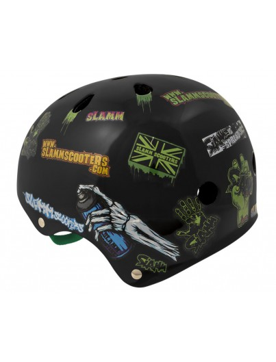Slamm Sticker Helm
