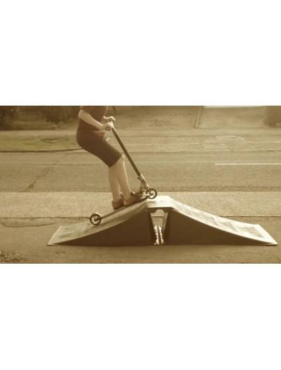 Rampage Airbox Large Skate Ramp