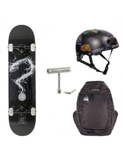 Skateboard Pack Enuff Pyro Wit