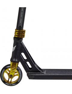 Longway Sector V2 Stuntstep Black Gold