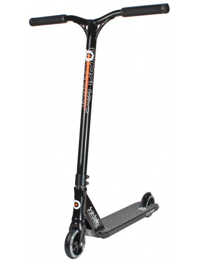 District C152 Stuntstep Black Orange