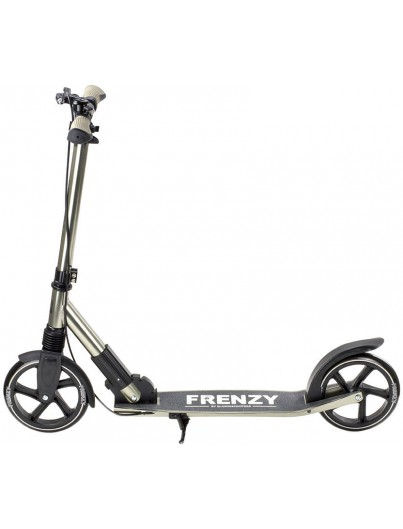 Frenzy Dual Rem Vouwstep 205mm Champagne
