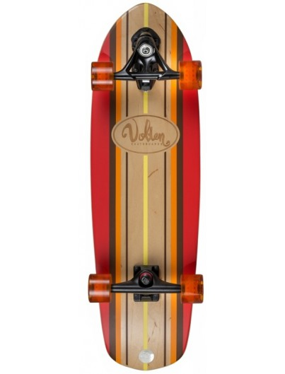 Volten 31'' Carver Skateboard