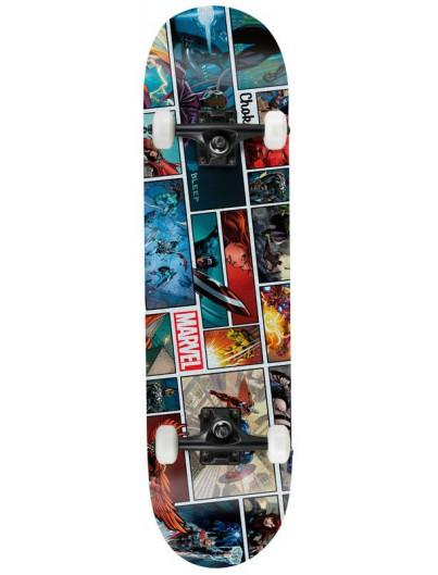 Choke Marvel Sequence Avengers 8.0 Skateboard