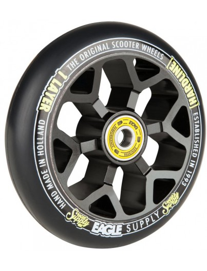 Eagle Supply 6M Panthers Stuntstep Wiel Black