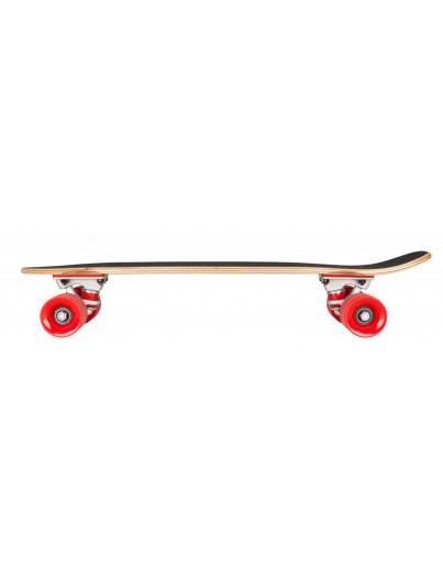 D-Street Rose Live Fast 23'' Cruiser Skateboard