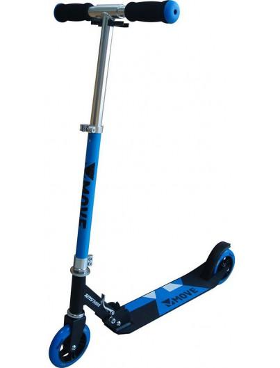 Move Vouwstep 125mm Blauw