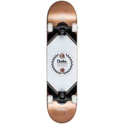 Choke Heavy Metal 8.0 Skateboard Bronze