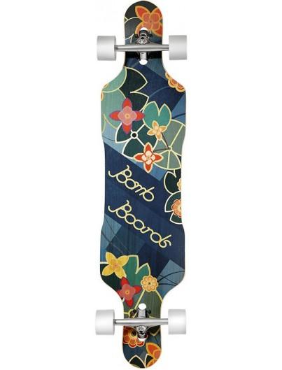 Bomb Floral 42'' Dropthrough Longboard