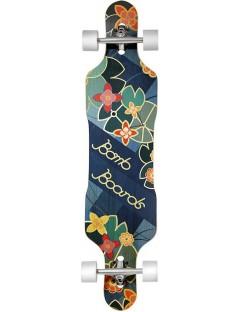 Bomb Floral 42.0 Dropthrough Longboard