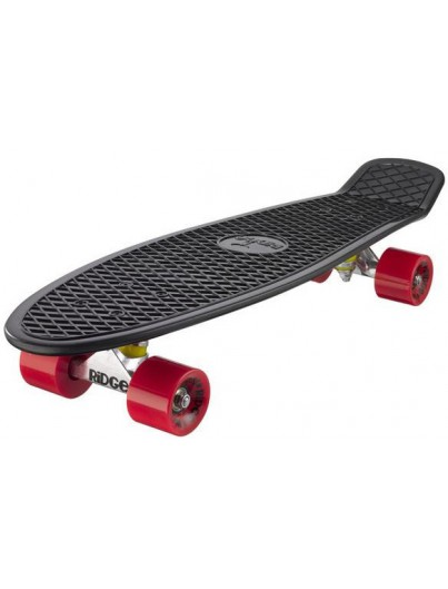 Ridge 27'' Penny Board Black-Red