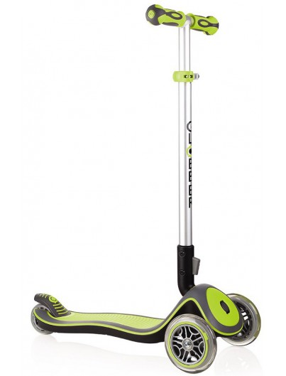 Globber Elite Solid Kinderstep Lime