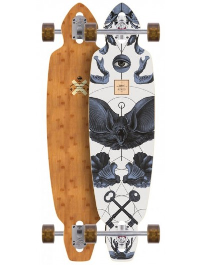Arbor Mindstate 37.5 Dropthrough Pintail Longboard