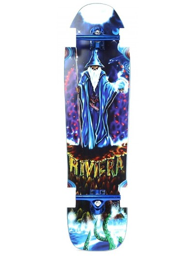 Riviera Earth Wizard 36'' Longboard