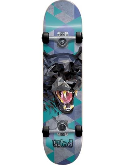 Blind Panther Soft Wheels 7.625 Skateboard
