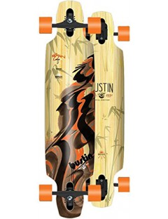 Bustin Mission Dynasty Bamboe 36'' Longboard
