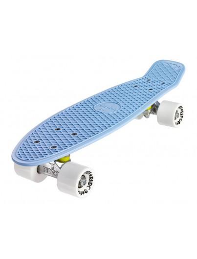 Ridge 22'' Penny Board Pastel Blauw