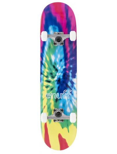 Enuff Tie Dye 7.75 Skateboard