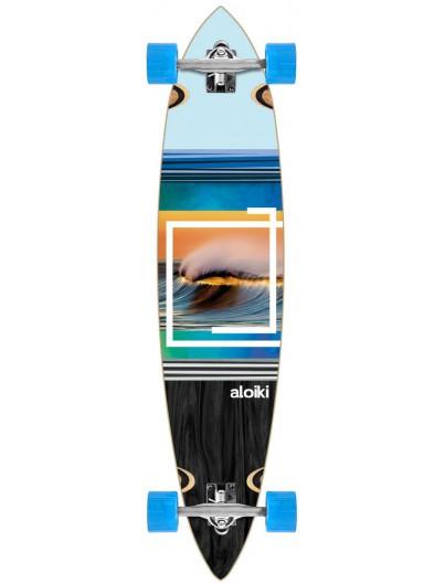 Aloiki Byron 40'' Pintail Longboard