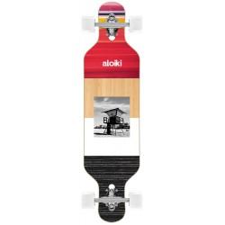 Aloiki Redwatch 36'' Freestyle Longboard