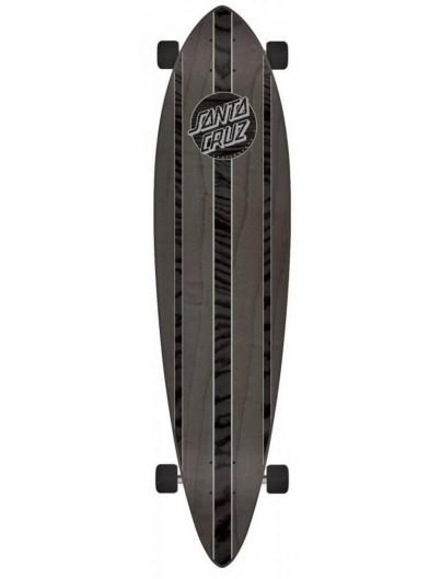 Santa Cruz Mahaka Black 39'' Pintail Longboard