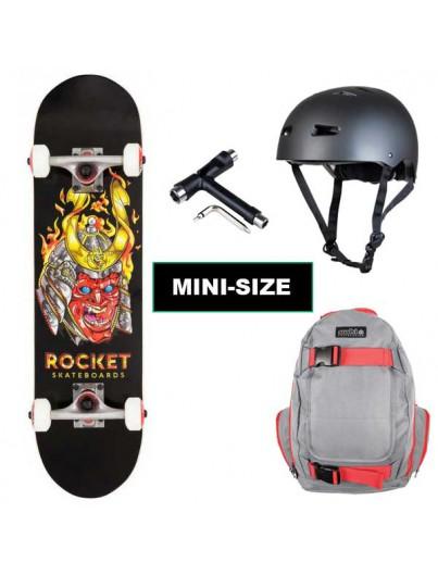 Skateboard Beginner Pack Rocket Samurai