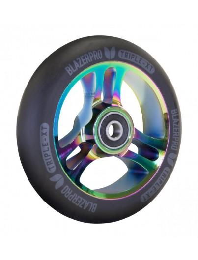 Blazer Pro Triple XT 110mm Stuntstep Wiel Neochrome