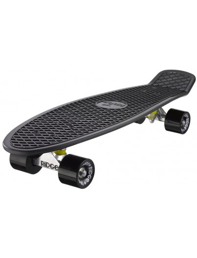 Ridge 27'' Penny Board Black