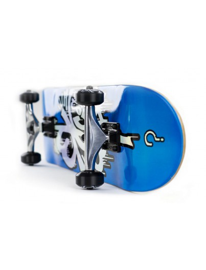 Enuff Hologram Blue 8'' Skateboard