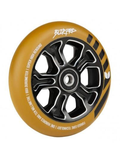 Blazer Pro Rebellion 110mm Stuntstep Wiel Gum Zwart
