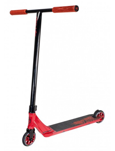 Addict Defender Stuntstep Red-Black