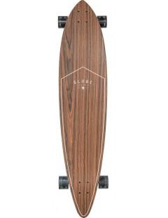 Globe 44'' Pintail Longboard Rosewood-Black