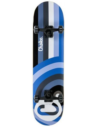 Choke The High C 8'' Skateboard Blueish