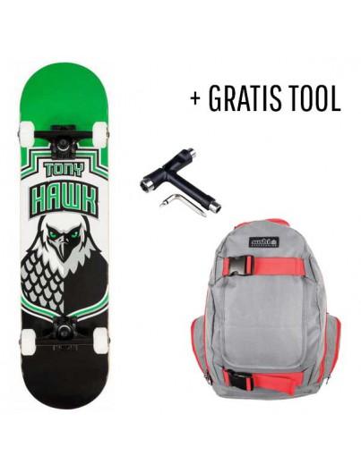 Tony Hawk Skateboard Pack Homerun + GRATIS Tool