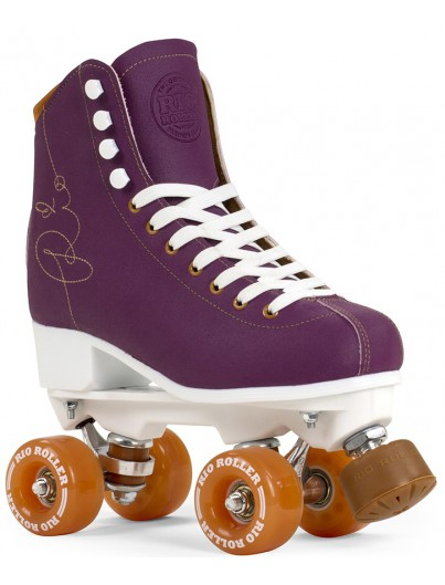 Rio Roller Signature Rolschaatsen Purple