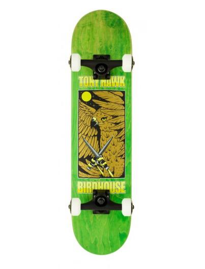 Birdhouse Stg 3 Hawk Knives Green 7.5 skateboard