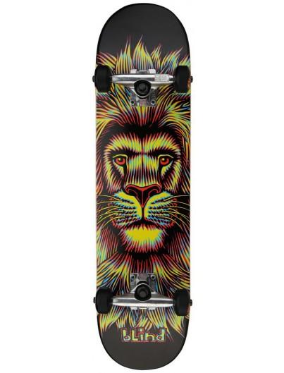 Blind Lion Soft Wheels 7.75 Skateboard Yellow