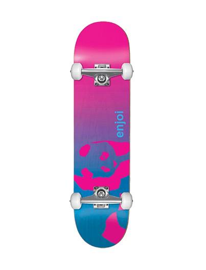 Enjoi Faded Panda 7.75'' Skateboard