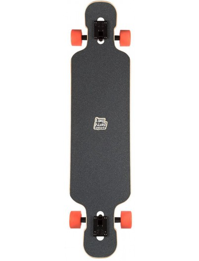 Long Island Fish 41'' Dropthrough Longboard