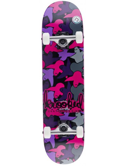 Krooked Birdcamo 7.38'' Mini Skateboard