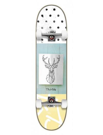 Tricks Horn 7.75'' Skateboard