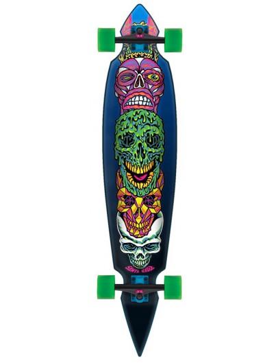 Santa Cruz Vivid Stack 43'' Pintail Longboard