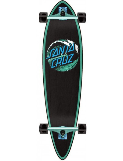 Santa Cruz Wave Dot 39'' Pintail Longboard