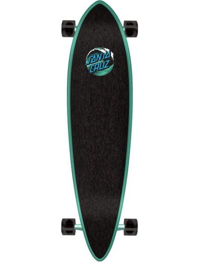 Santa Cruz Wave Dot 39'' Pintail Longboard