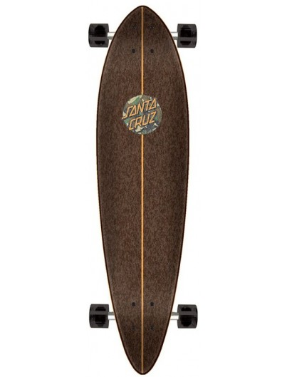 Santa Cruz Screaming Hand Camo 39'' Pintail Longboard