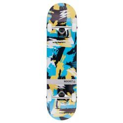 Rocket Distinct Abstract 7.75'' Skateboard