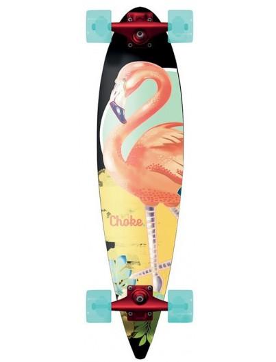 Choke Flamingo 36'' Pintail Longboard