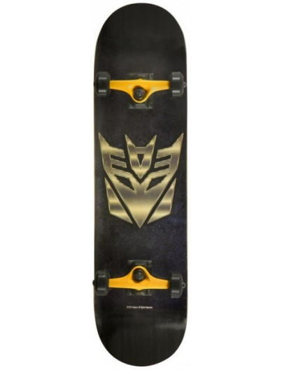 Transformers Deception Icon 7.5'' Skateboard