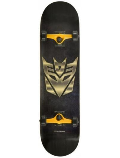 Transformers Deception Icon 7.5'' Skateboard