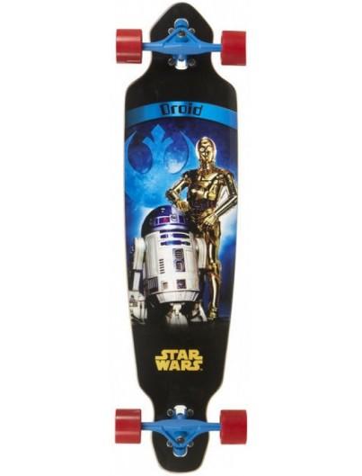 Star Wars 39'' Dropthrough Longboard Droid